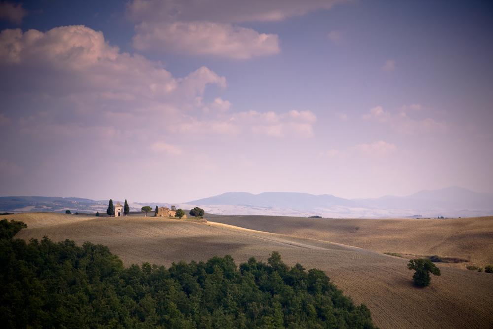 Tuscany areal